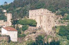 château de Largentiere